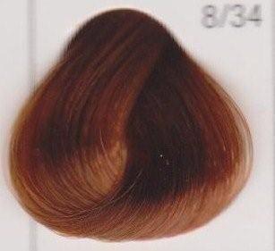 Color de cabello rubio avellana koleston