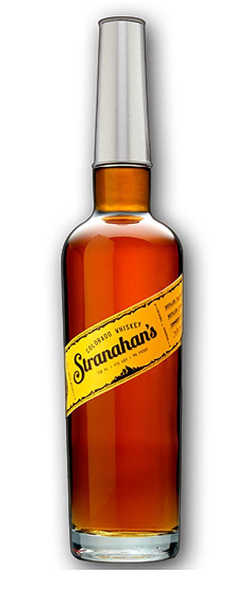 Stranahan's Colorado Whiskey Bottle