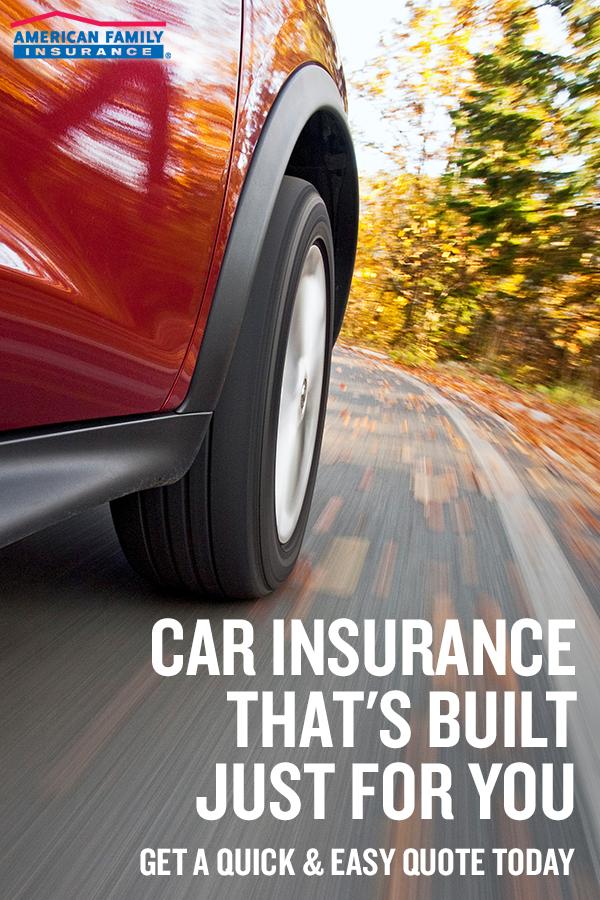 Don't your dreams deserve more than a car insurance card