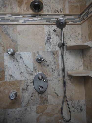 Attrayant Elgin, IL, Danze Shower System Custom Bathroom