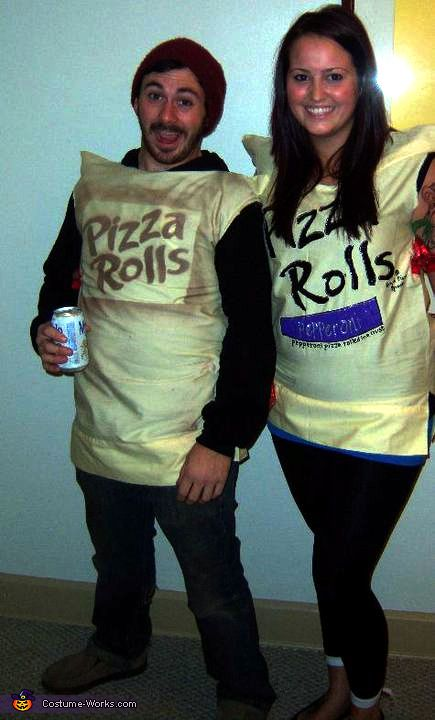 Pizza Rolls Halloween Costume Contest At Costume Works Com
