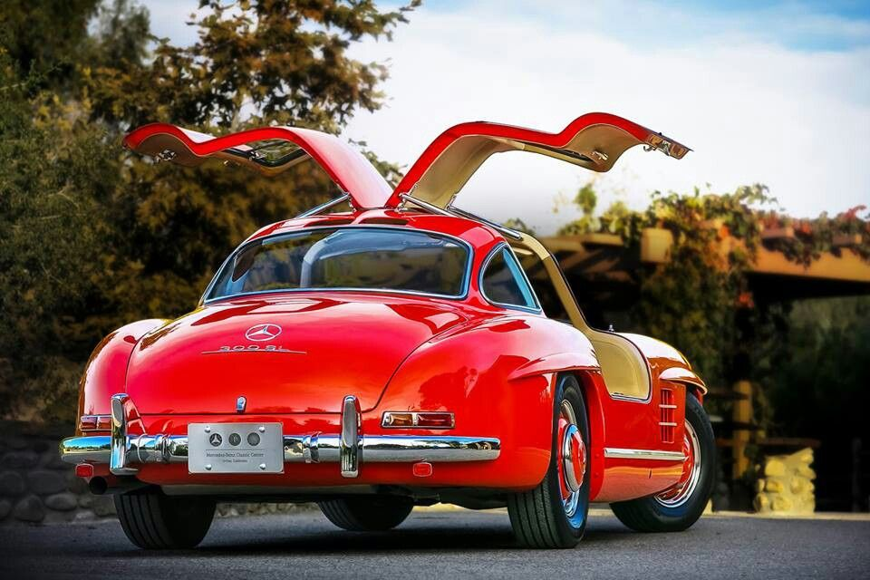 red it is mercedes benz classic classic sports cars mercedes benz pinterest