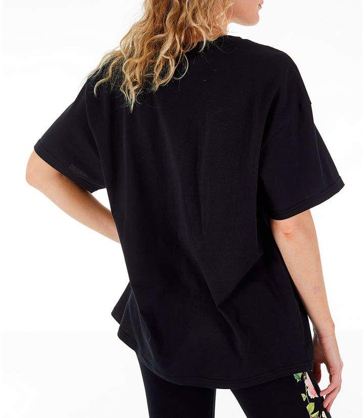 be8041edc Nike Women's Sportswear Essential Boyfriend Floral T-Shirt #Sportswear#Women #Nike