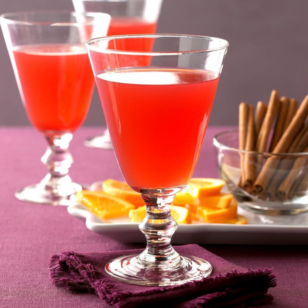 Traditional Thanksgiving Drinks: 125 Classic Thanksgiving Menu Ideas