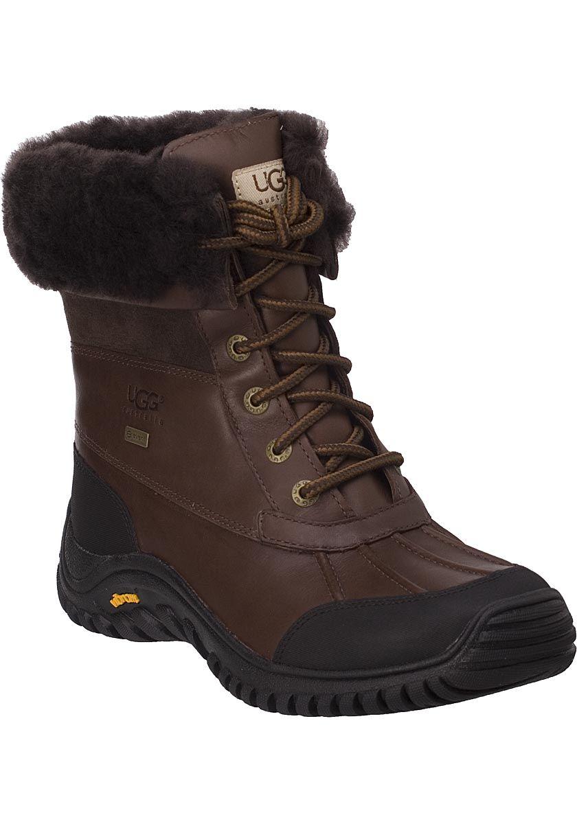 brown adirondack ugg boots