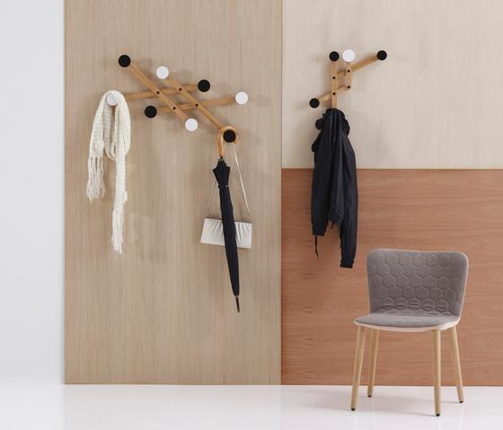 Pauli coat rack by Nachtacht Studio for Sancal | Antre ...