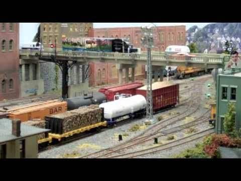 Moose River Railroad video | Model Railroading | Model