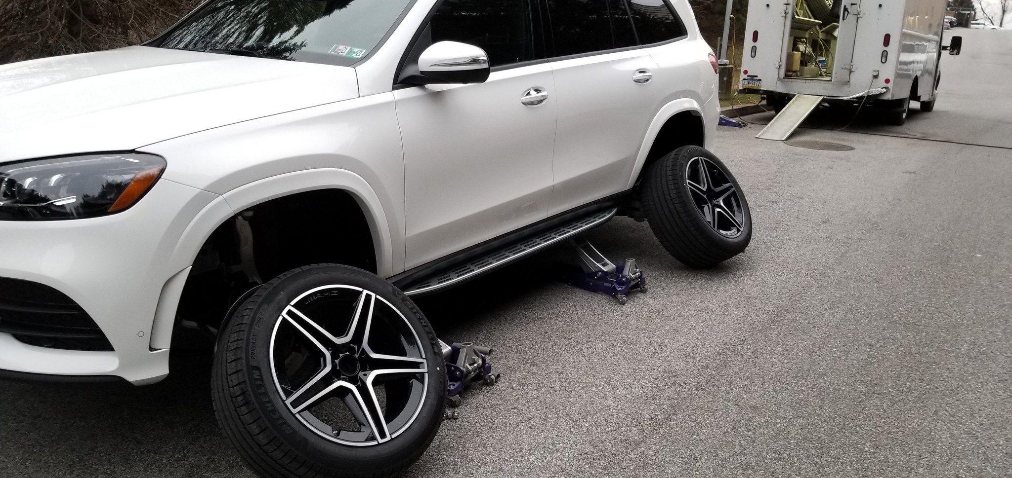 Onsite Wheel Repair by LNT Service in 2020   Wheel repair ...