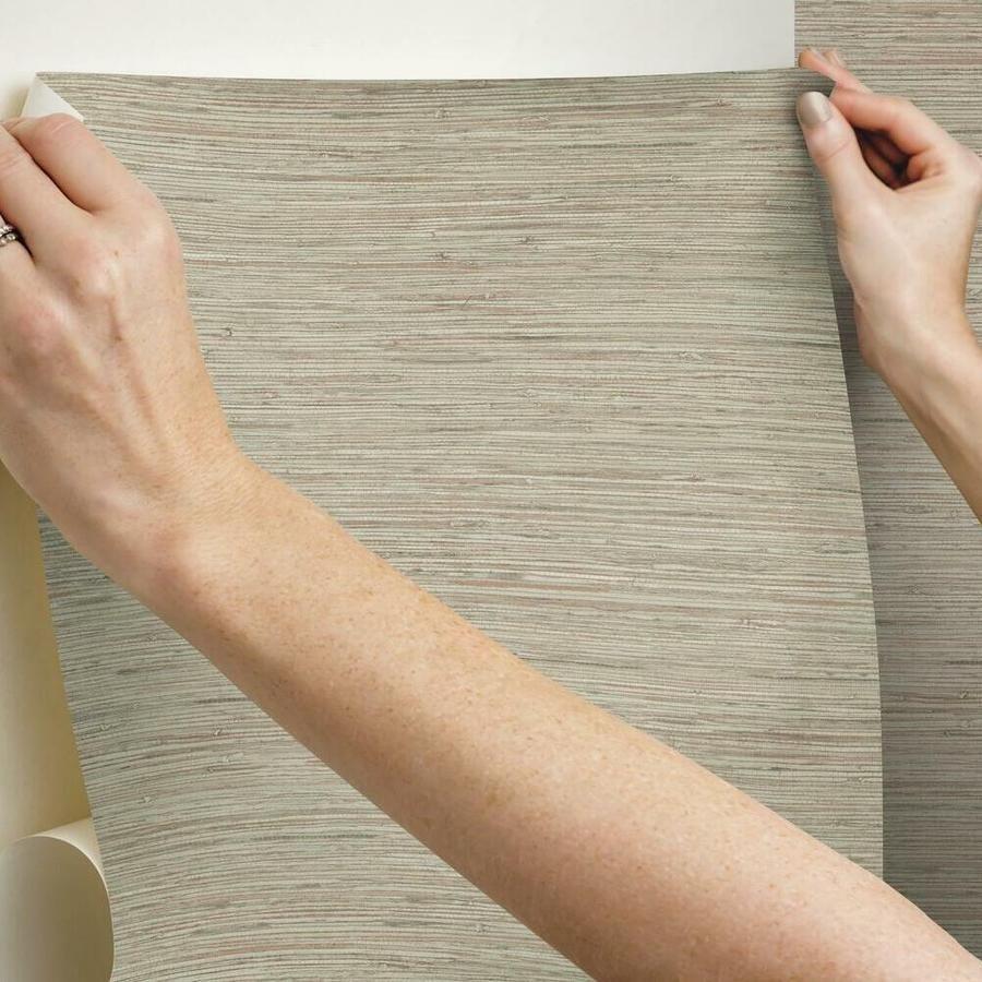 Faux Grasscloth Peel And Stick Wallpaper Peel And Stick Wallpaper Faux Bamboo Grasscloth