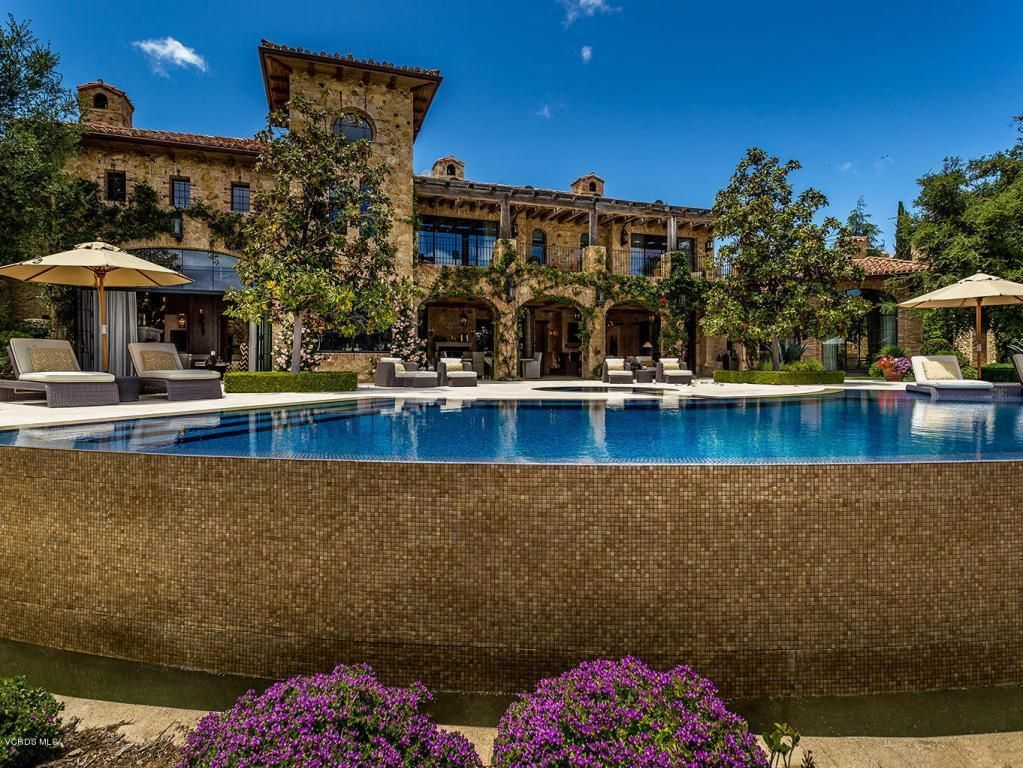 thousand oaks homes for sale with pool