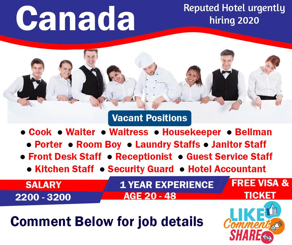 Pin By Jobice Organization On Jobs In 2020 Hotel Jobs Job Agency Marketing Jobs