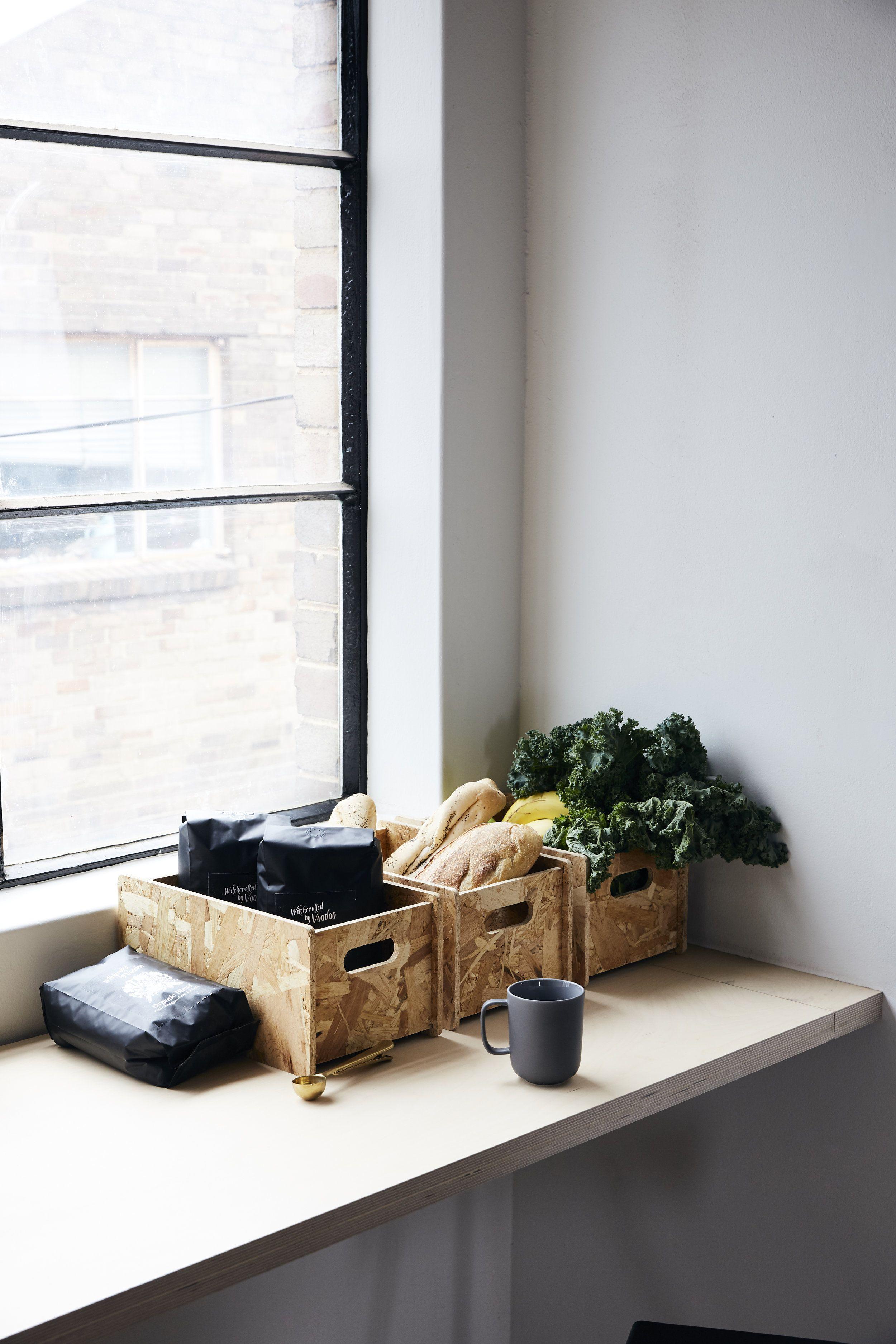 OSB (Oriented Strand Board) Multipurpose DIY Box by So