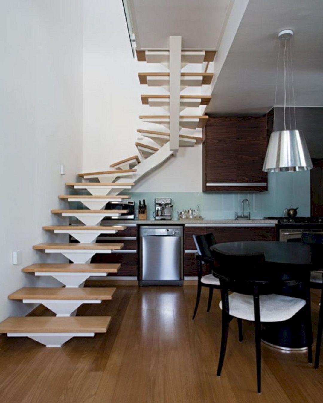 10 minimalist kitchen set design for under stairs you need to try freshouz com minimalist on kitchen under stairs id=61696