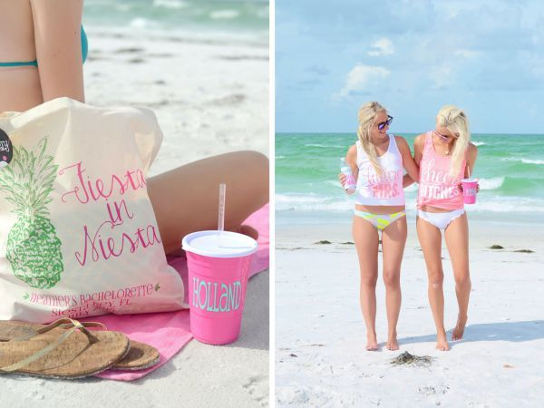 Heathers Siesta Key Bachelorette Party