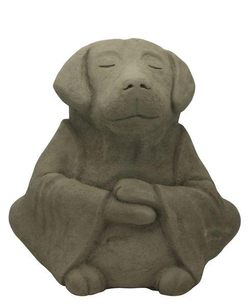 Beagle Zen Stone Garden Statue Zen Dog Animal Sculptures