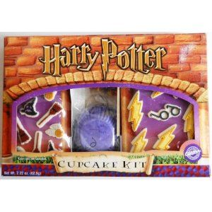 Harry Potter Wilton Cupcake Decorating Kit Harry Potter