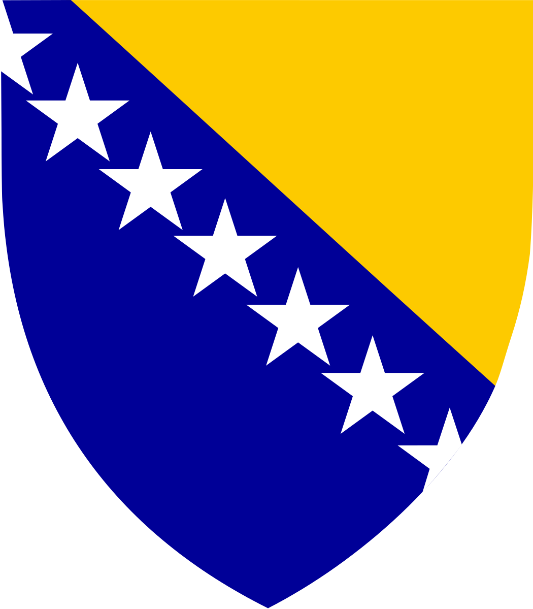 Archivo Coat Of Arms Of Bosnia And Herzegovina Svg Coat Of Arms Bosnian Flag Bosnia And Herzegovina