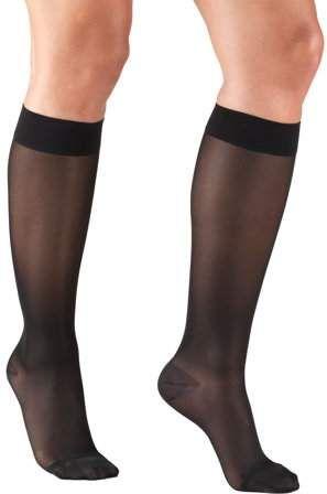 7febfcbf20a Truform Women s Sheer Compression Stockings (15-20 mmHg)