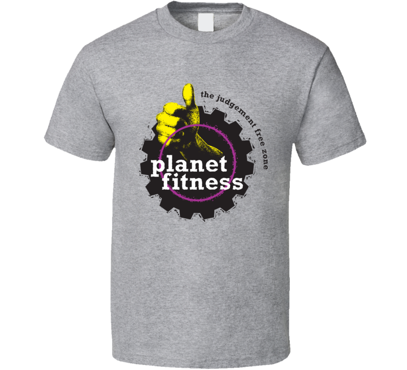 Planet Fitness Gym Logo T Shirt Product130 19 99 Tshirtulike Fitness Tee Shirt Planet Fitness Workout Planet Fitness Gym