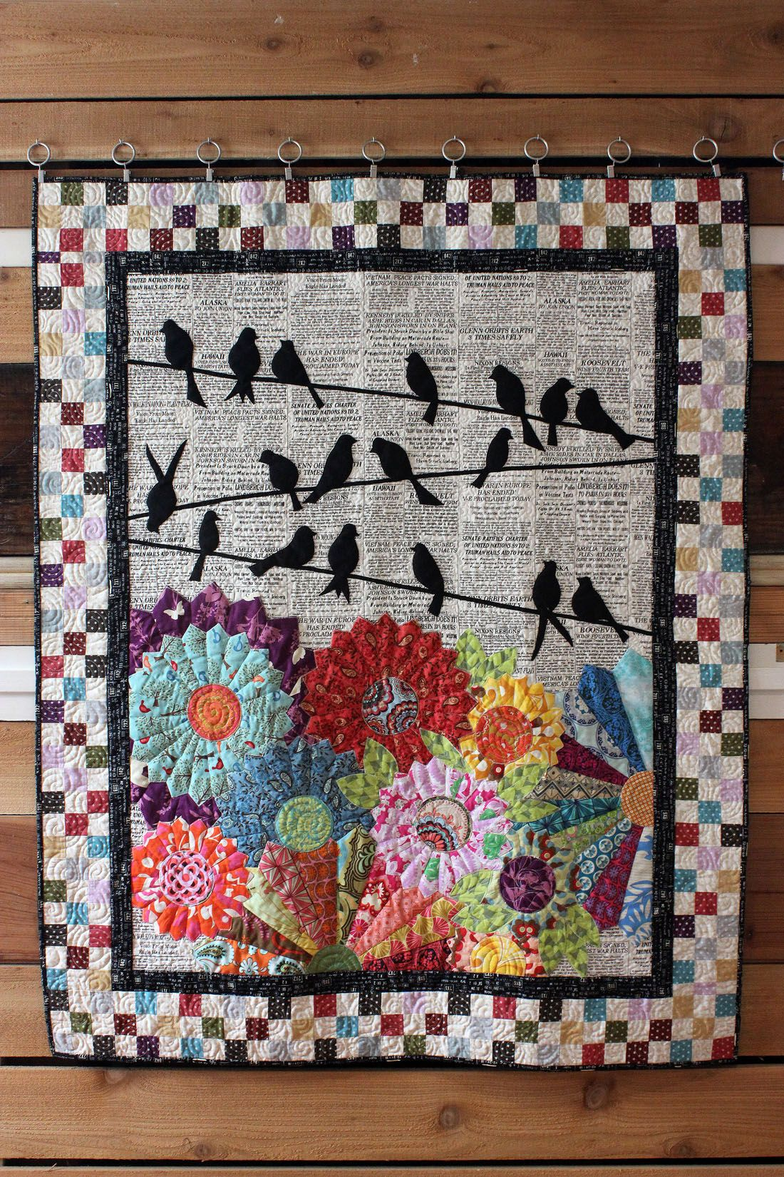 The Quilt Show with Alex Anderson and Ricky Tims - Featuring quilting classes from various artists