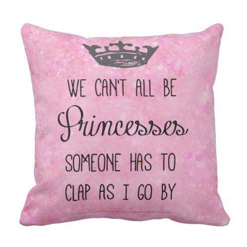 Princess Throw Pillow Throw Pillows Pillows And Princess Cool Princess Decorative Pillows