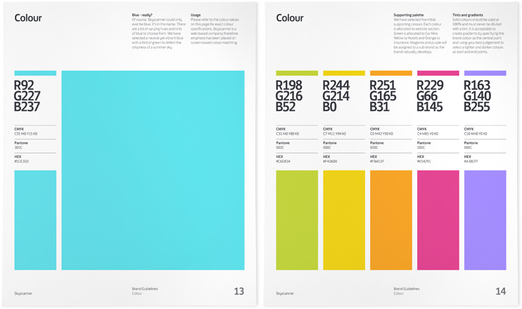 65+ Brand Guidelines Templates, Examples & Tips For Consistent Branding - Venngage