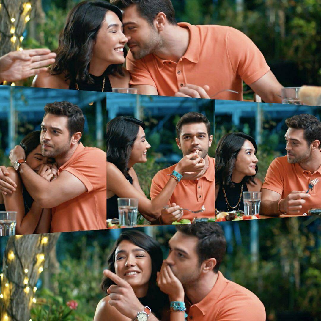 Pin By Irmaksyr On Her Yerde Sen Cute Couple Pictures Turkish Film Turkish Actors