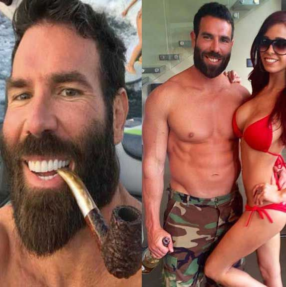 Dan Bilzerian Kimdir Cat Illustrations Pinterest
