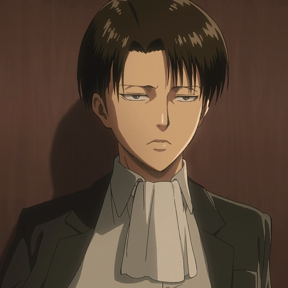 Photo of Levi Ackermann (Anime)