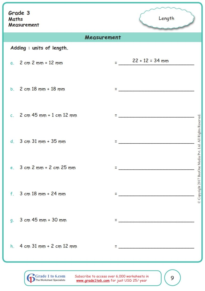 hight resolution of Pin on Grade 3 Math Worksheets: PYP/CBSE/ICSE/Common Core
