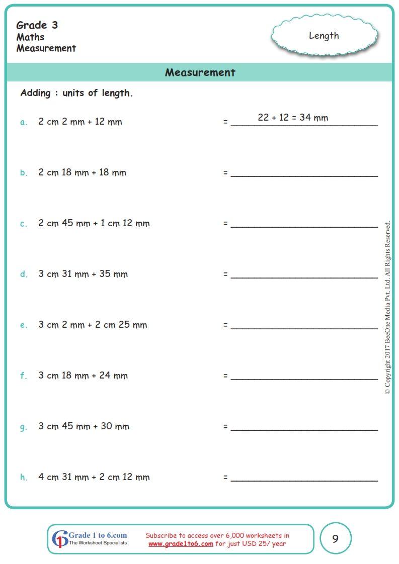 Pin on Grade 3 Math Worksheets: PYP/CBSE/ICSE/Common Core [ 1122 x 793 Pixel ]