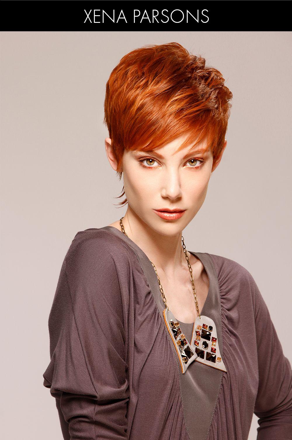 Bright Copper Red Hair Color Secret Board Pinterest Copper Red