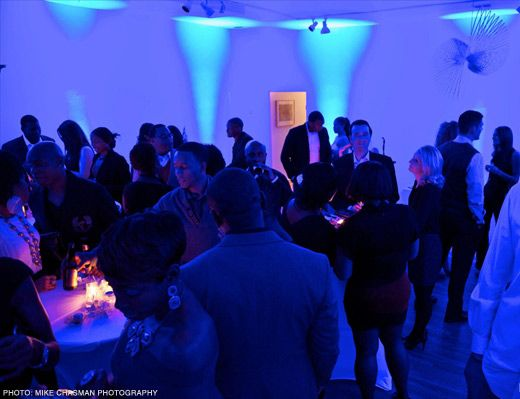 Hillyer Art Space – Washington, D.C./VA – Reception and Ceremony Locations Only $800 for a Saturday wedding, BYO but not handicap accessible