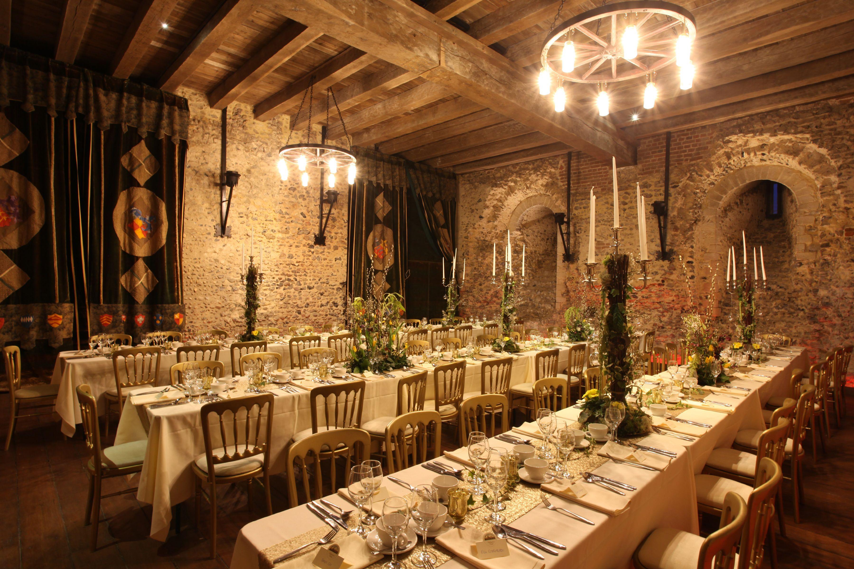 Essex Wedding Venues   Hedingham Castle Essex   Wedding ...