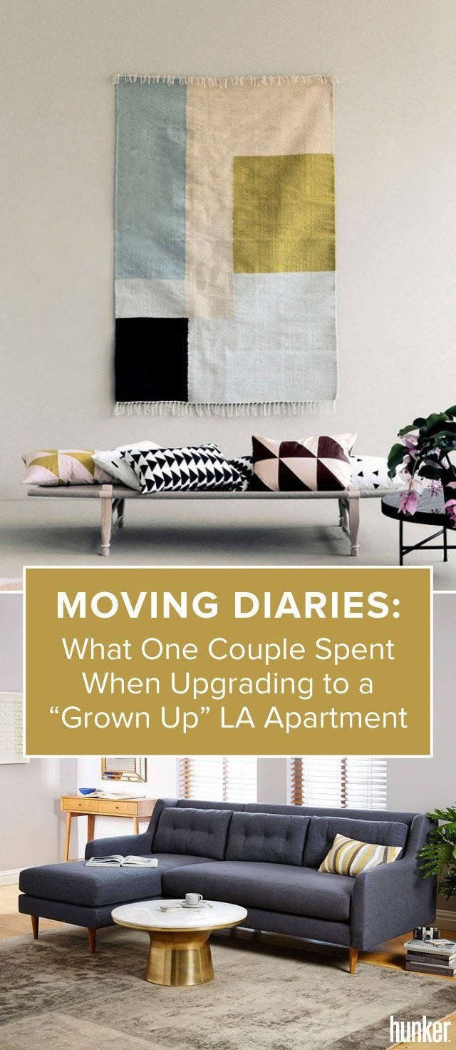 Moving Diaries What One Couple Spent When Upgrading to a
