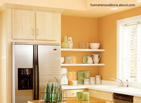 Arquitectura de Casas: Consejos para elegir colores de cocinas ...