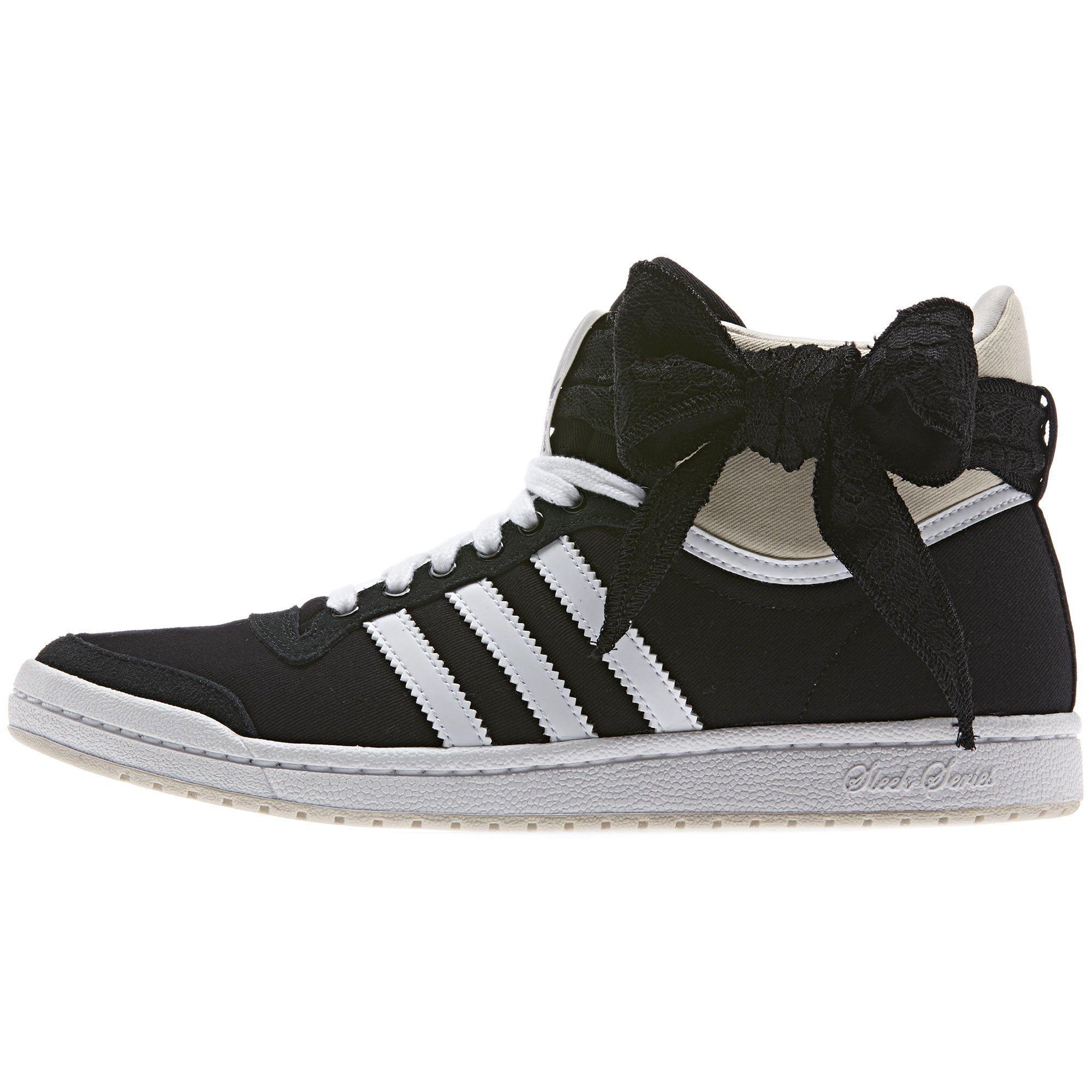 adidas top ten hi sleek bow bandana,Adidas Originals Baskets