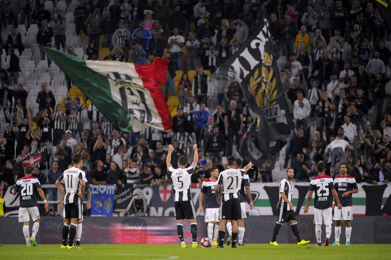 Serie A, Juve - Cagliari 4 - Sportmediaset - Foto 20