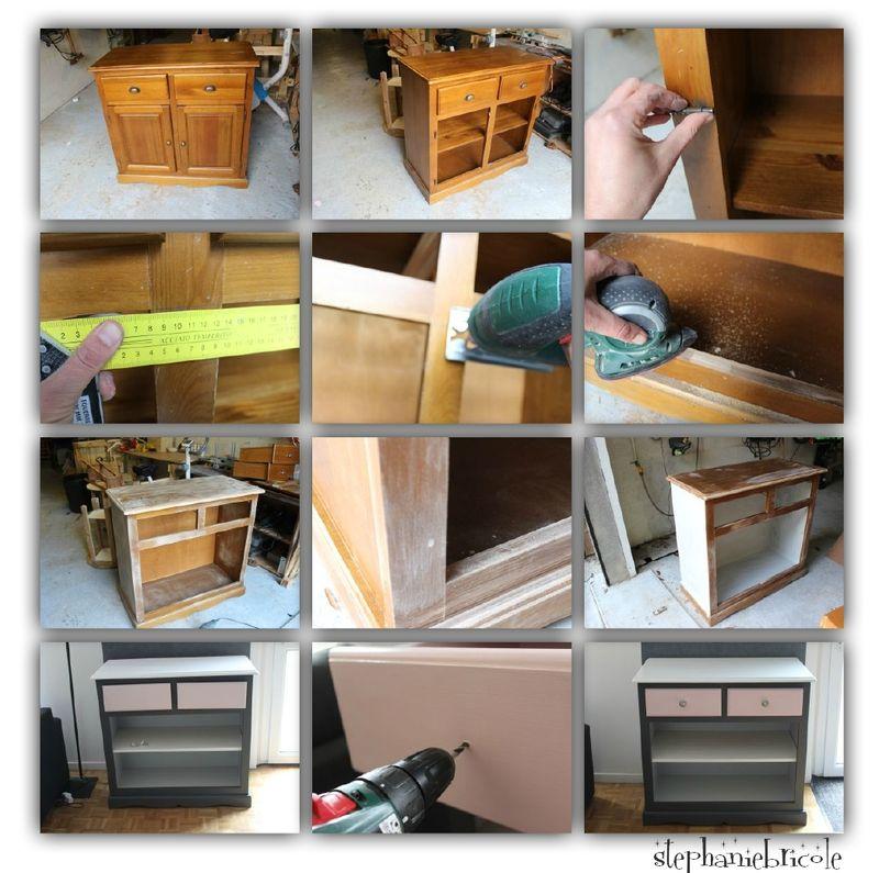 Diy r cup id e relooking transformation de meubles d coration meubles pinterest - Salon des travaux manuels ...