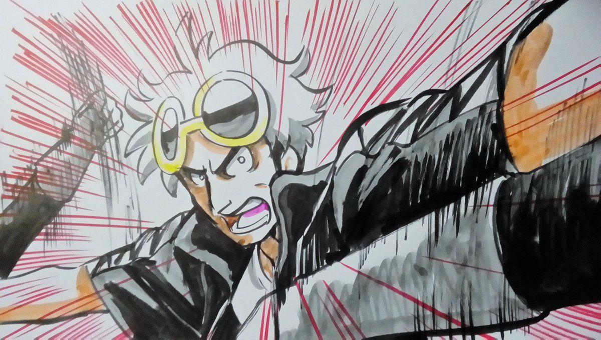 50枚】アニメポケモン岩根氏のカラーイラストが大量公開!どのイラスト