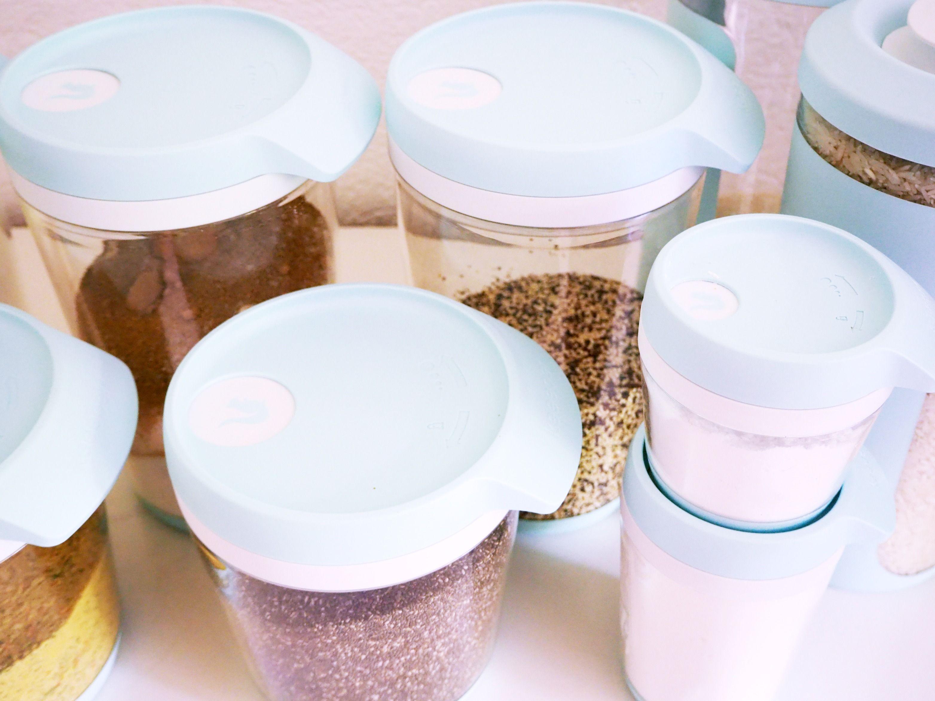 Vorrate Richtig Lagern Weniger Lebensmittel Wegwerfen Mit Bildern Lebensmittel Garten Kuche Life Hacks Haushalt