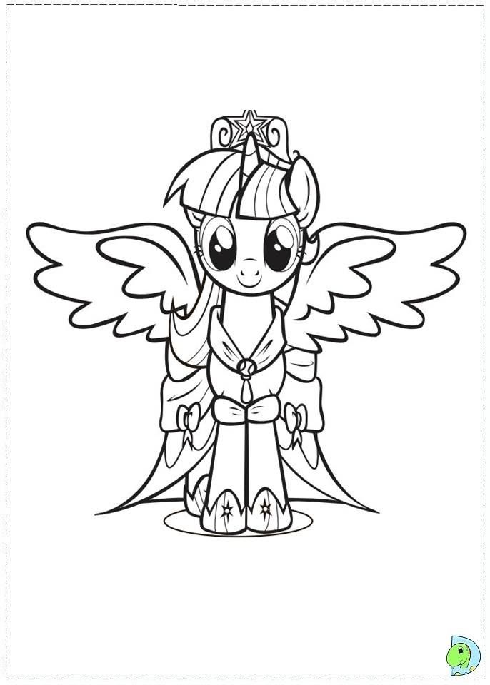 Pin By Skyshlim On Pony My Little Pony Coloring My Little Pony Twilight