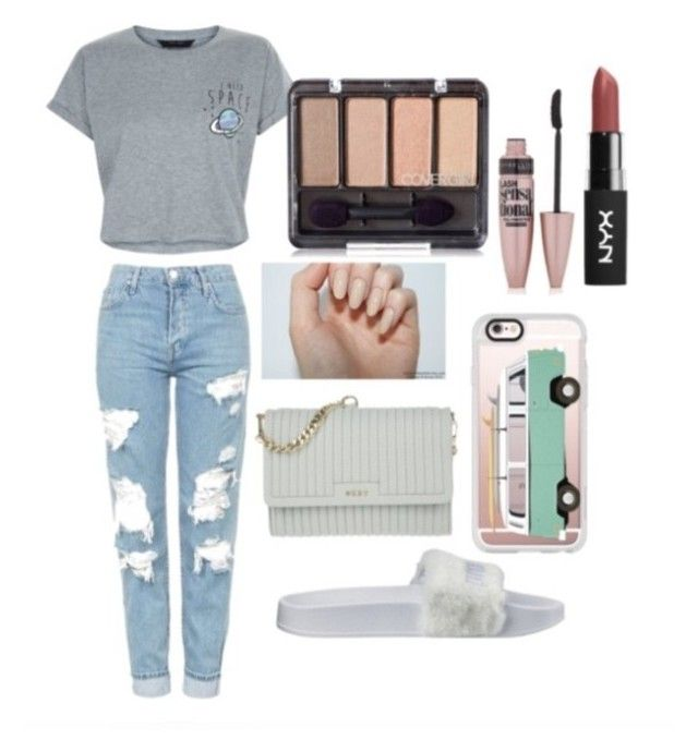 """""""Follow my cousin @anaiyajoyner007"""" by lovefashion223 ❤ liked on Polyvore"""
