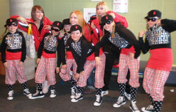 hip hop costumes for girls | Highlights Through The Years