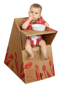 Produtos ecológicos para crianças