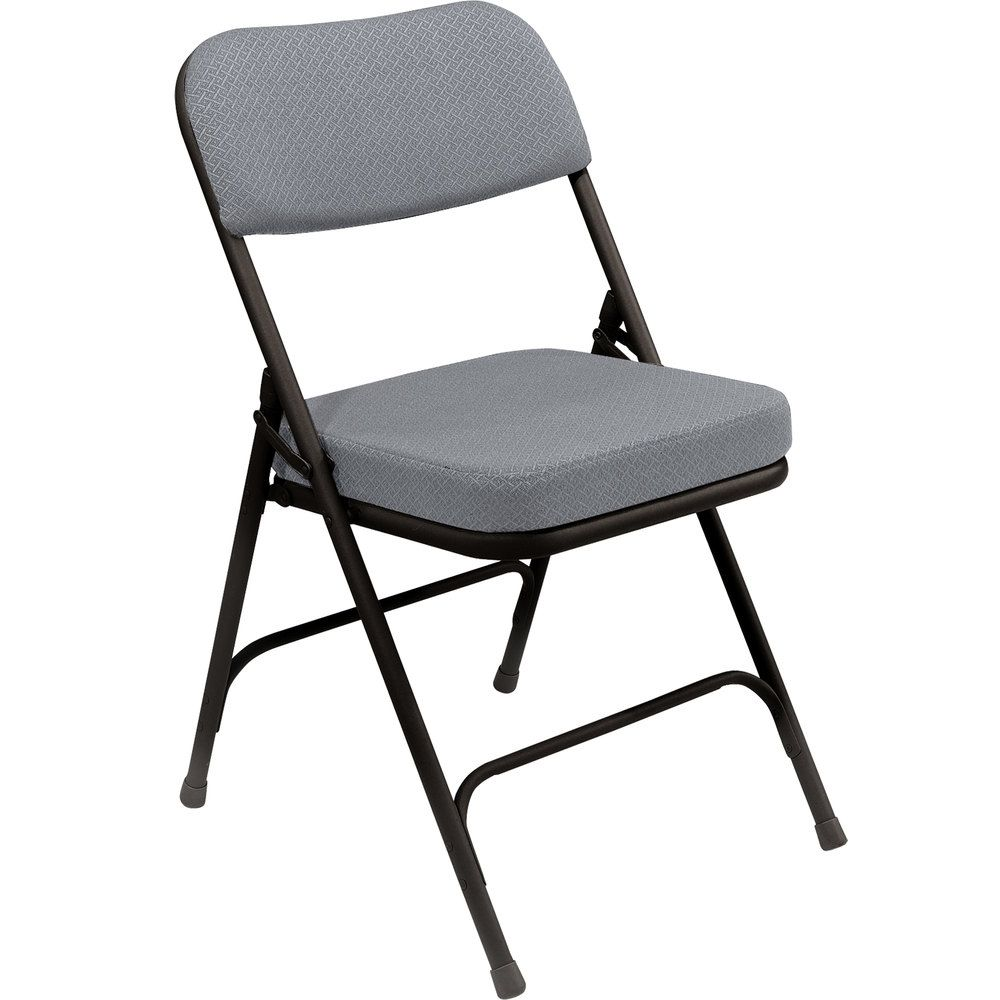 metal padded folding chairs. Fabric Padded Steel Folding Chairs Metal P