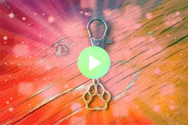 Paw Zipper Pull Bag Accessories Zipper Charm Paw Keychain Purse Charm Copper Paw Zipper Pull Bag Accessories Zipper Charm Paw Keychain Purse Charm Copper Paw Zipper Pull...