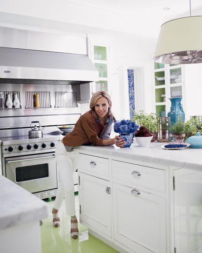 tory burch kitchen