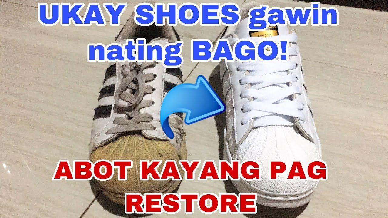 UKAY SHOES RESTORATION   Adidas