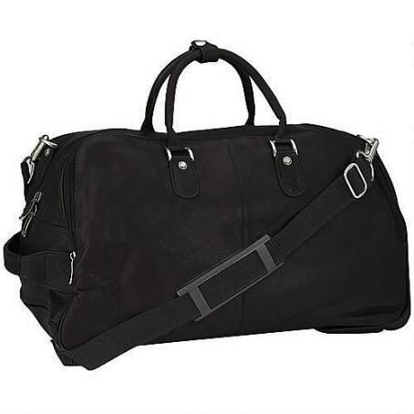 82d0c6becb Wilsons Leather Roller Leather Duffel Bag Was   300.00 Now   169.99 ...